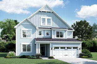 Wrightsville - Honeycutt Farm: Holly Springs, North Carolina - M/I Homes