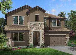 Santa Monica - Ehrens Mill: Land O' Lakes, Florida - M/I Homes
