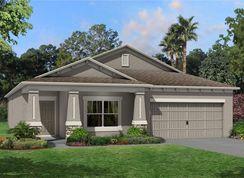 Picasso - Morris Bridge Manors: Tampa, Florida - M/I Homes