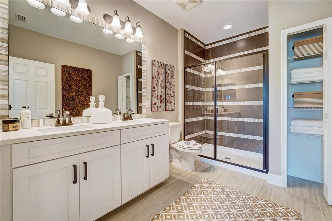 Bathroom featured in the Andover II By M/I Homes in Tampa-St. Petersburg, FL