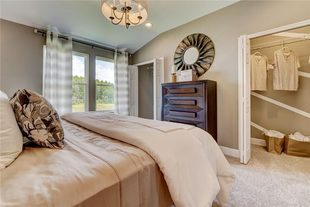 Bedroom featured in the Andover II By M/I Homes in Tampa-St. Petersburg, FL