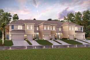 Covington II Coastal II - Windermere Estates: Wesley Chapel, Florida - M/I Homes
