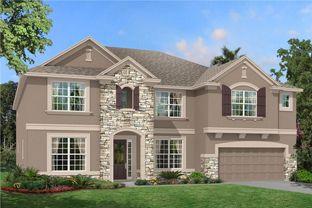 Grandsail  III - K-Bar Ranch: Tampa, Florida - M/I Homes
