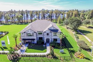 Grandsail  III - Toulon: Seffner, Florida - M/I Homes
