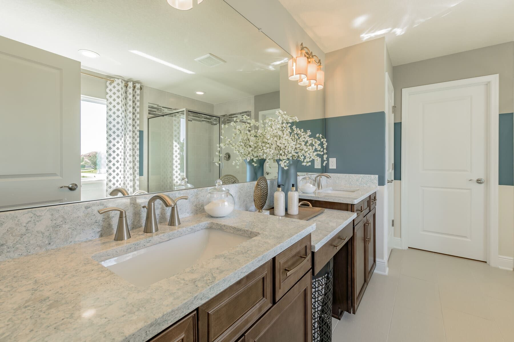 Bathroom featured in the Grandsail  III By M/I Homes in Tampa-St. Petersburg, FL