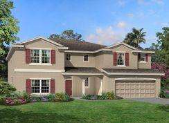 Palazzo - K-Bar Ranch: Tampa, Florida - M/I Homes