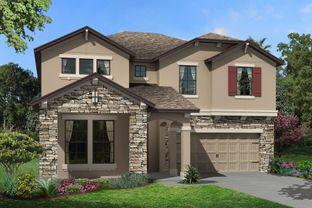 Casanova - Epperson: Wesley Chapel, Florida - M/I Homes