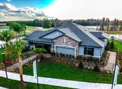 Campania - K-Bar Ranch: Tampa, Florida - M/I Homes