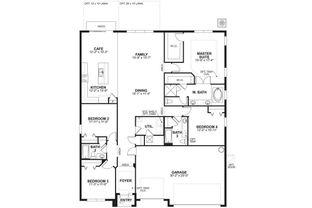 Corina II - K-Bar Ranch: Tampa, Florida - M/I Homes