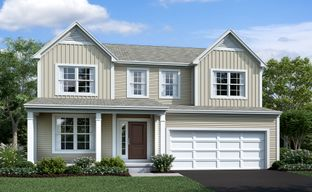 Northlake Preserve by M/I Homes in Columbus Ohio