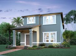 Baldwin - Encore At Ovation: Winter Garden, Florida - M/I Homes