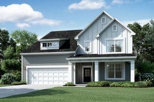 Bentley - Legacy at Jordan Lake: Chapel Hill, North Carolina - M/I Homes