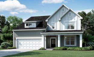 Legacy at Jordan Lake by M/I Homes in Raleigh-Durham-Chapel Hill North Carolina