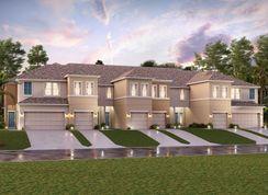 Andover II Coastal II - Windermere Estates: Wesley Chapel, Florida - M/I Homes