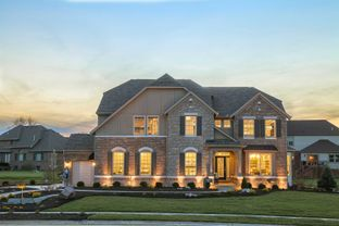 Monroe - Wynstone: Centerville, Ohio - M/I Homes