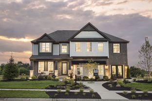 Nicholas - Westview: West Chester, Ohio - M/I Homes