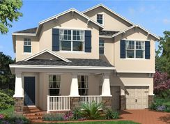 Chatham - Encore At Ovation: Winter Garden, Florida - M/I Homes