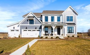 Jerome Village - Pearl Creek by M/I Homes in Columbus Ohio