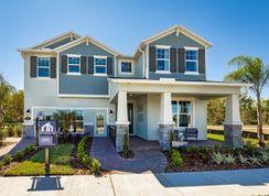 Newport - Rivington: Debary, Florida - M/I Homes