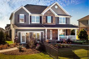 Fairbanks - Kettering Estates: Lemont, Illinois - M/I Homes