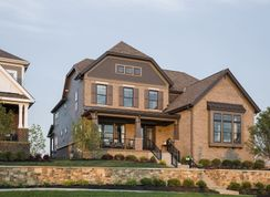 Whitman Old - Daventry at Summit Park: Blue Ash, Ohio - M/I Homes