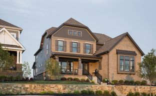 Daventry at Summit Park by M/I Homes in Cincinnati Ohio