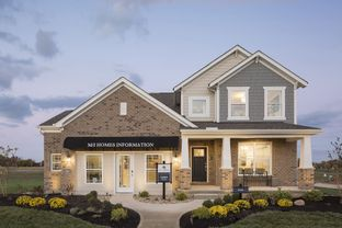 Cooke - Bellasera: Sugarcreek Township, Ohio - M/I Homes