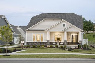 Durham - Retreat at Carriage Hill: Liberty Township, Ohio - M/I Homes