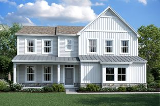 Amherst - Farms At Jefferson: Blacklick, Ohio - M/I Homes