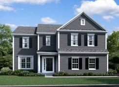 Fordham II - Farms At Jefferson: Blacklick, Ohio - M/I Homes