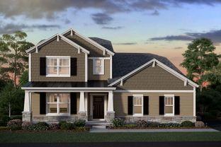 Citadel - Jerome Village - Pearl Creek: Plain City, Ohio - M/I Homes