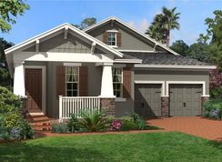 Brighton II - Encore At Ovation: Winter Garden, Florida - M/I Homes