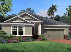 Essex - Hideaway Cove: Oviedo, Florida - M/I Homes