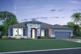 Kingston II - Cadence Park: Sanford, Florida - M/I Homes