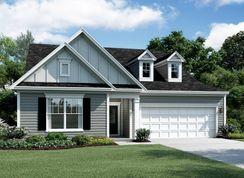 Manchester - Grove At White Oak: Garner, North Carolina - M/I Homes