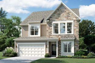 Watauga - Grove At White Oak: Garner, North Carolina - M/I Homes