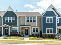 Hazelnut - Andrews Chapel: Durham, North Carolina - M/I Homes