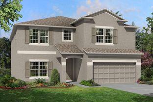 Coronado II - Toulon: Seffner, Florida - M/I Homes