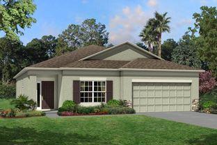 Newport II - Cedarbrook: Riverview, Florida - M/I Homes