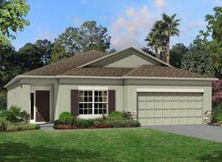 Newport II - Ehrens Mill: Land O' Lakes, Florida - M/I Homes