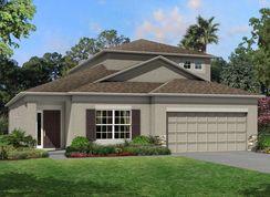 Newport II Bonus - Ehrens Mill: Land O' Lakes, Florida - M/I Homes