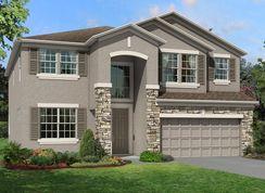 Sonoma II - K-Bar Ranch: Tampa, Florida - M/I Homes