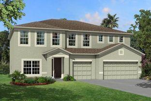 Santina II - K-Bar Ranch: Tampa, Florida - M/I Homes