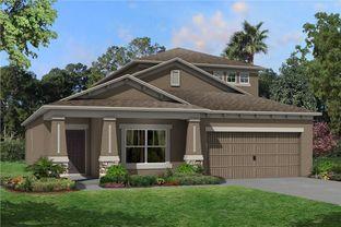 Picasso Bonus - Morris Bridge Manors: Tampa, Florida - M/I Homes