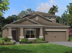 Picasso Bonus - Talavera: Spring Hill, Florida - M/I Homes