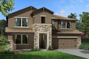 Salinas - Epperson: Wesley Chapel, Florida - M/I Homes