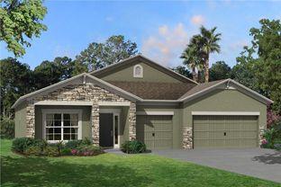 Barcello - Epperson: Wesley Chapel, Florida - M/I Homes