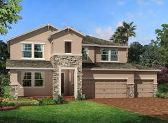 Santa Monica - Starkey Ranch Albritton Park: Odessa, Florida - M/I Homes