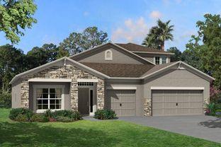Corina II Bonus - K-Bar Ranch: Tampa, Florida - M/I Homes
