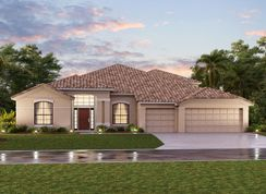 Brookhaven Bonus - Tile - Watergrass: Wesley Chapel, Florida - M/I Homes